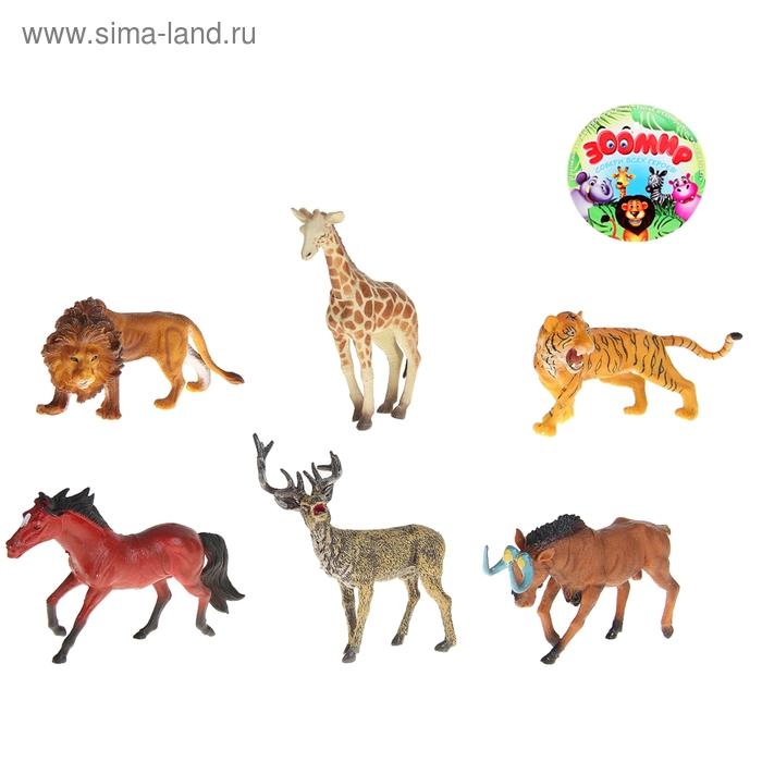"""Животные """"Зоомир"""" , МИКС"""