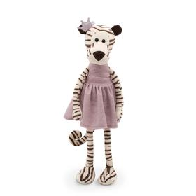 Мягкая игрушка «Тигрица Эмма» 28 см