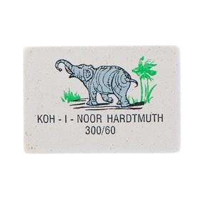 Ластик Koh-I-Noor ELEPHANT, каучук*