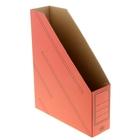 Накопитель архивный 75мм, красный