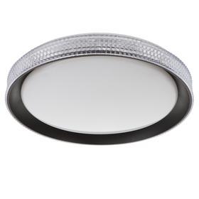 Светильник с ПДУ 1626/1 LED 72Вт 3000-6000К коричневый 48,5х48,5х7 см