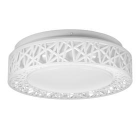 Светильник 1730/1WT LED 12Вт белый 26х26х7,5 см