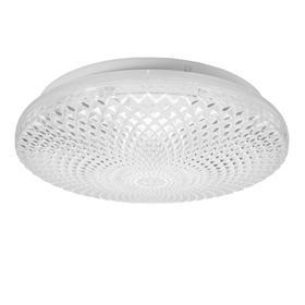 Светильник 1739/1 LED 12Вт прозрачный 28х28х7 см