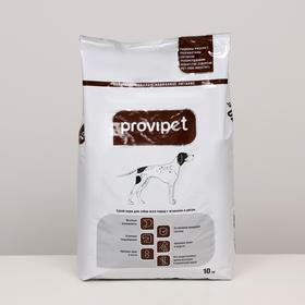Сухой корм Provipet для собак всех пород, ягнёнок/рис, 10 кг