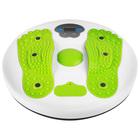 Диск здоровья массажный с электронным счетчиком, d=28 см, максимальный вес 80 кг.