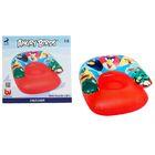 """Кресло надувное детское """"Angry Birds"""", 76 х 76 см"""