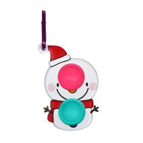 Развивающая игра «Снеговик» Симпл Димпл