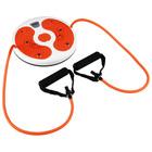 Диск здоровья массажный с эспандером и электронным счетчиком, d=28 см