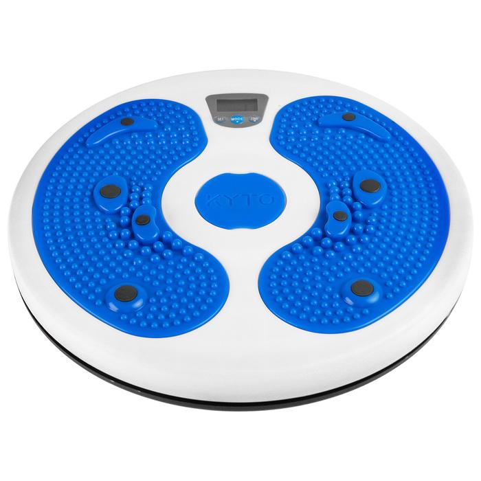 Диск здоровья массажный с электронным счетчиком, d=28 см, МИКС