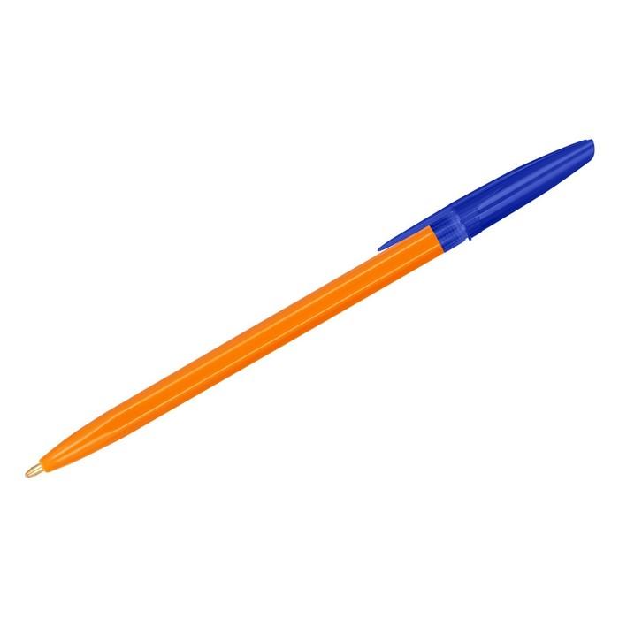 Ручка шариковая «Стамм» 111 ORANGE, узел 0.7 мм, чернила синие, стержень 135 мм