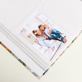 "Фотоальбом ""Мемуары"" на 400 фото 10х15 см, в коробке, МИКС - фото 7281389"