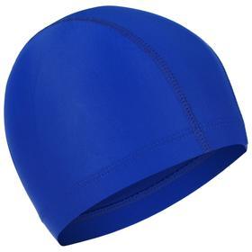 Шапочка для плавания ARENA Unix II, 002383102, цвет синий, полиамид/эластан, 3 панели
