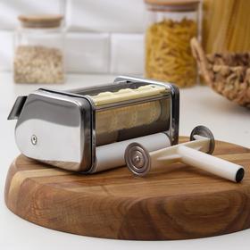 Дополнительная насадка к лапшерезке для приготовления равиоли