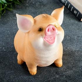 """Копилка """"Свинка сидячая"""" 21х14х16 см"""
