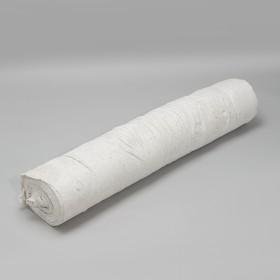 Холстопрошивное полотно (ХПП), ширина 150 см, 50 пог. м, плотность 170 г/м, 2,5 мм, цвет белый