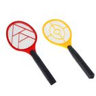 Electric fly swatter LuazON , 46 × 17 cm, 2 AA (not set). MIX