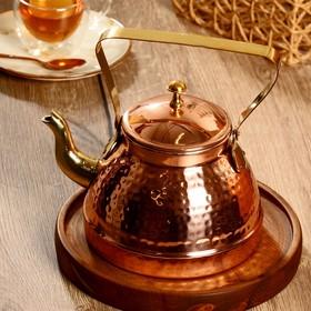 Чайник медный 1750 мл