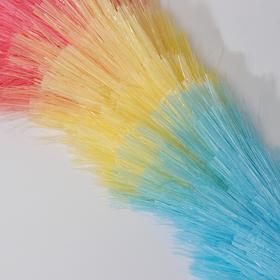 Щетка для удаления пыли, 53 см, цвет МИКС