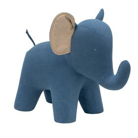 Пуф-животное Слон 400х950х750 велюр Omega 45/Omega 02