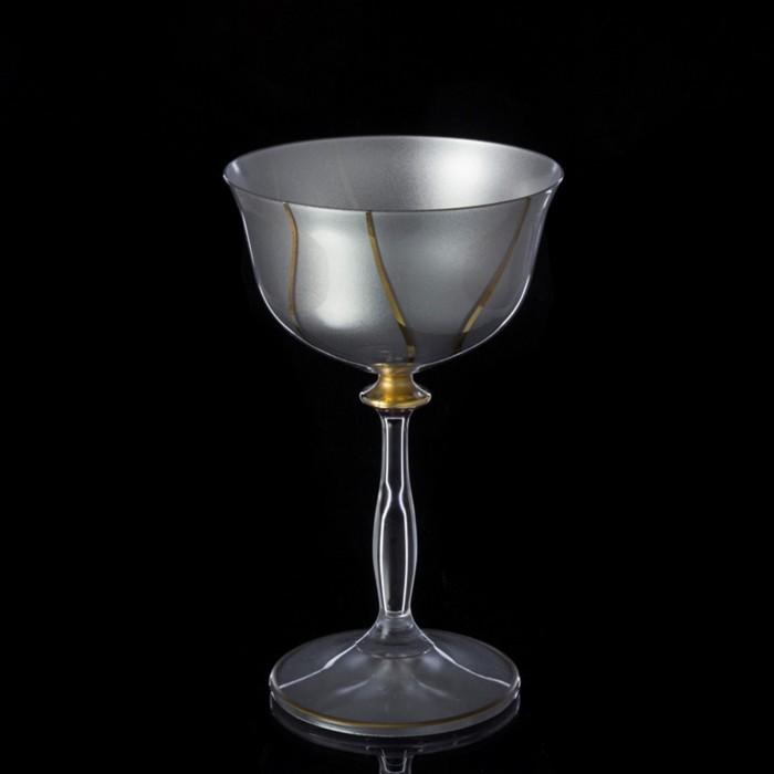 """Креманки """"Silver satin"""", 6 шт., 280 мл"""