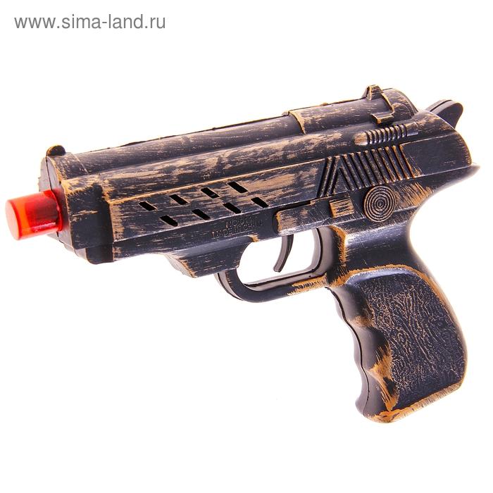 """Пистолет-трещотка """"Армия"""""""