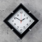 Wall clock, series: Classic, rose, 31х31 cm