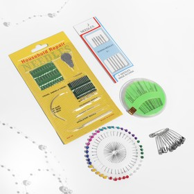 Sewing kit in package