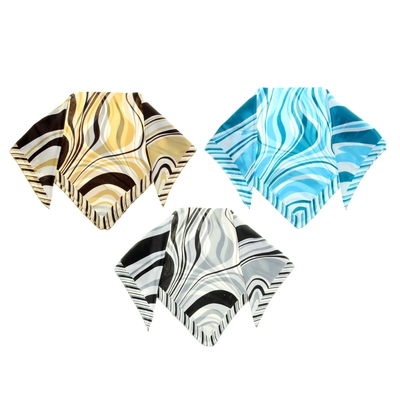 """Платок женский """"Движение"""", размер 50х50 см, цвет микс"""