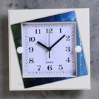 """Wall clock, series: Classic, """"Irma"""", 26x26 cm"""