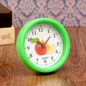 Будильник 'Классика', d=10 см микс Ош