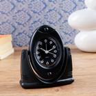 Alarm clock Cosmo, dial oval, 12h11 cm mix