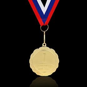 001 prize medal diam 5 cm, gold