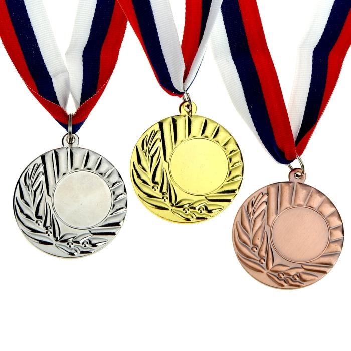 Медаль под нанесение 015, бронза