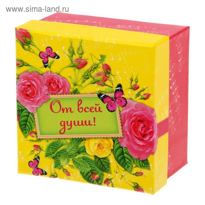 "Коробка подарочная ""Весна"""
