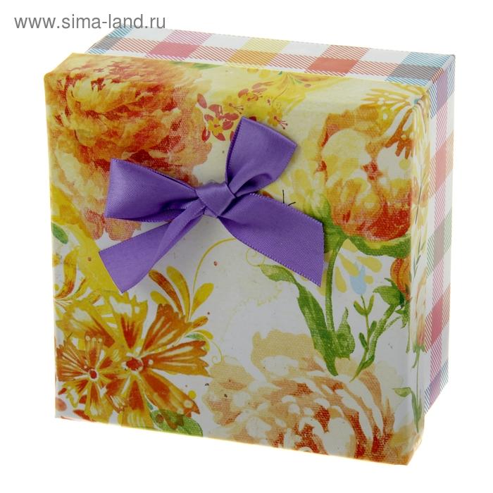 """Коробка подарочная """"Теплые пожелания"""""""