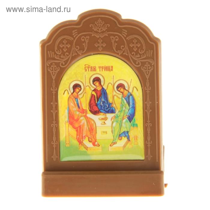 """Икона на подставке """"Святая Троица"""""""