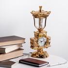 """Часы-светильник """"Сова"""" с будильником, настольные, 37.5х19 см, микс"""
