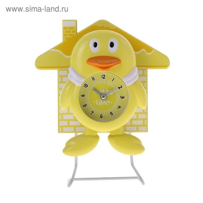 """Часы настольные """"Утёнок"""""""