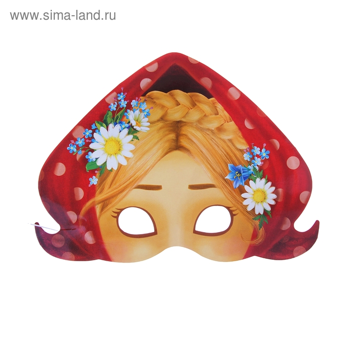 "Маска карнавальная ""Аленушка"""