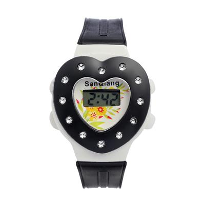 Watches, clocks Design, electronic, silicone band mix