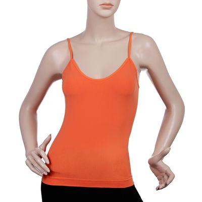 Майка женская бесшовная ARTG CARACO (orange,L/XL)