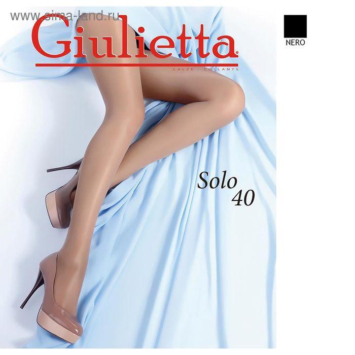 Колготки женские Giulietta SOLO 40 (nero, 4)
