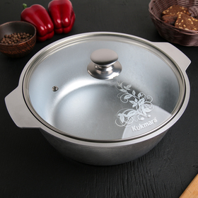 4 fry pan with lid.