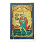 """The icon in the car """"St. Christopher"""", with adhesive base"""