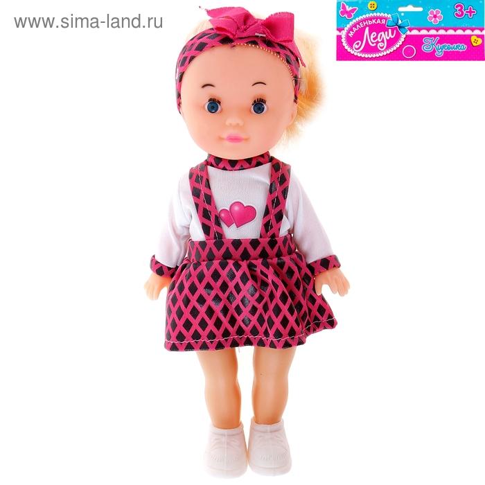 """Кукла """"Ева"""" в платье"""