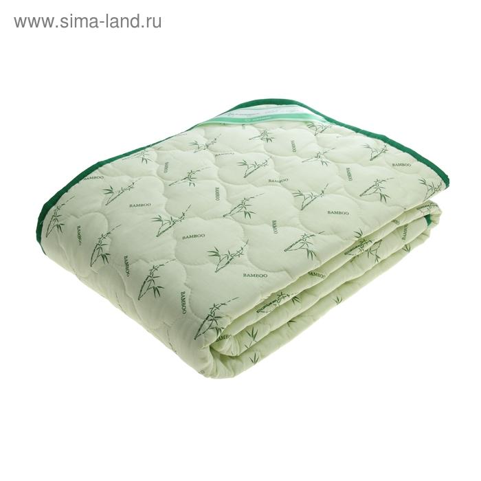 """Наматрасник Адамас """"Бамбук"""", размер 120х200 см, поликоттон, пакет"""