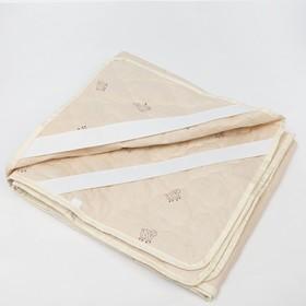 Наматрасник Адамас 'Овечья шерсть', размер 120х200 см, поликоттон, пакет Ош