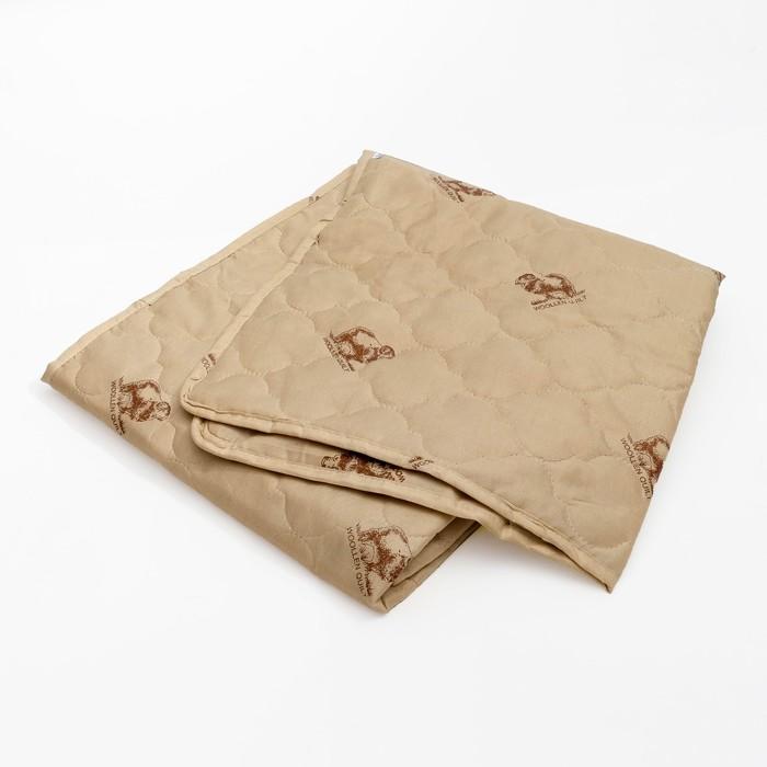 "Наматрасник Адамас ""Овечья шерсть"", размер 180х200 см, полиэстер, пакет - фото 1577771"