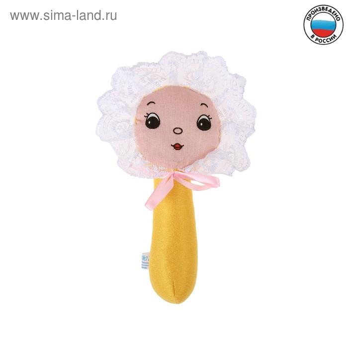 Развивающая игрушка-погремушка «Малышка»