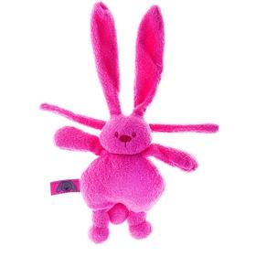 Музыкальная мягкая игрушка 'Кролик Лапиду', цвет розовый Ош